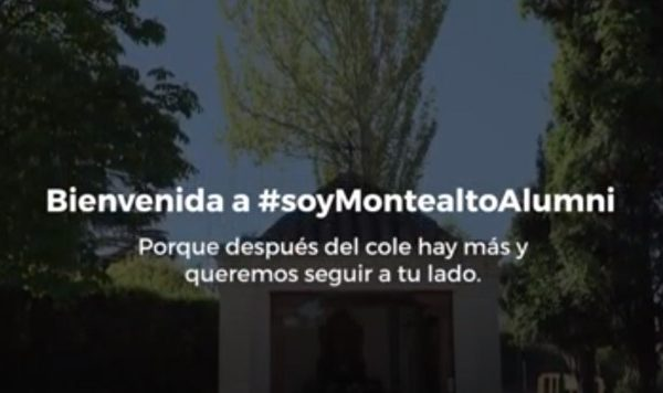 ¡Tú puedes! Somos Montealtoalumni